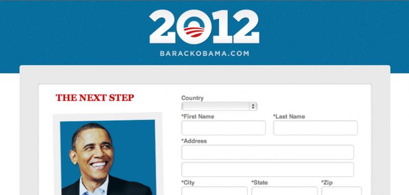Obama A/B testing
