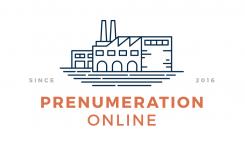 Prenumeration Online Logo